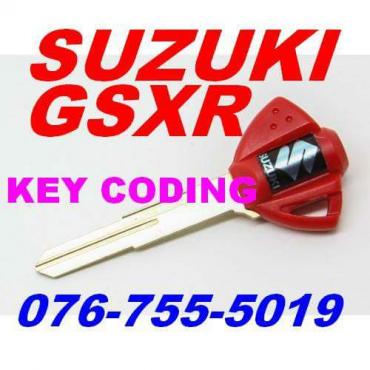 Honda CBR Key Coding