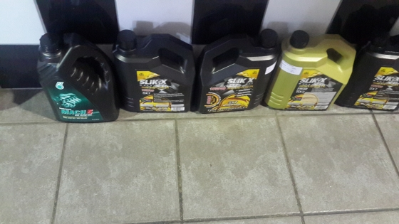 Motor Oil For Sale