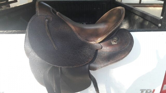 Leon Leversage saddle for sale