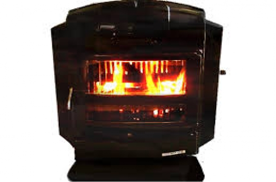 Beckers Anthracite Heater