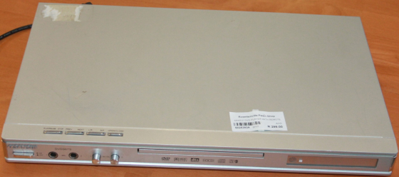 Sansui dvd player S0