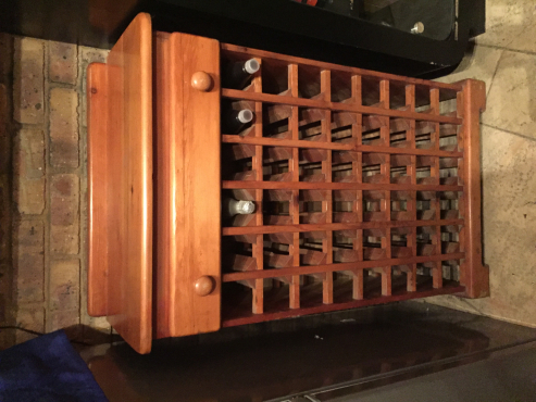 Wine Rack wooden for sale