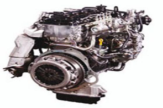 NISSAN NAVARA YD25 2.5 TD ENGINE