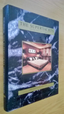 The Super yachts. 400 Pages. Hardcover.  A international publication.