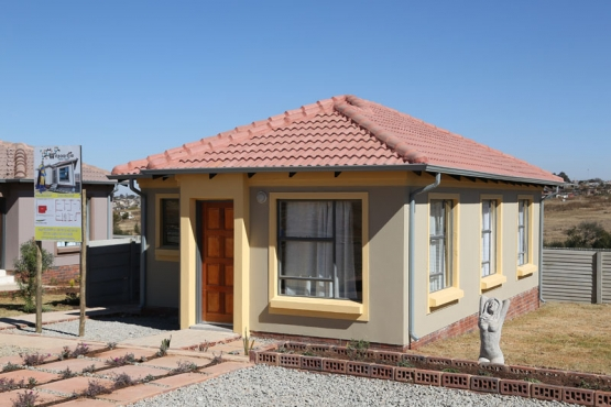 Why rent when you can buy yours?Earn from R24500 single/joint income