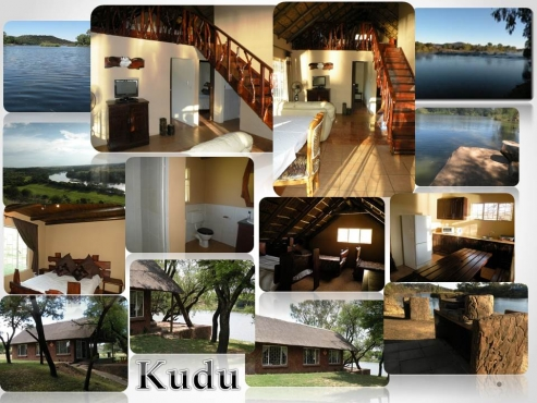 Vaal River Front Accommodation only R 1250 per night - Sleeps 7 - Fishing