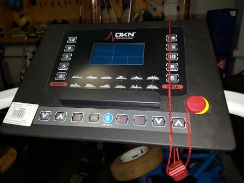 Eco run Treadmill