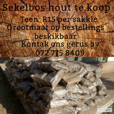 Sekelbos Wood for sale