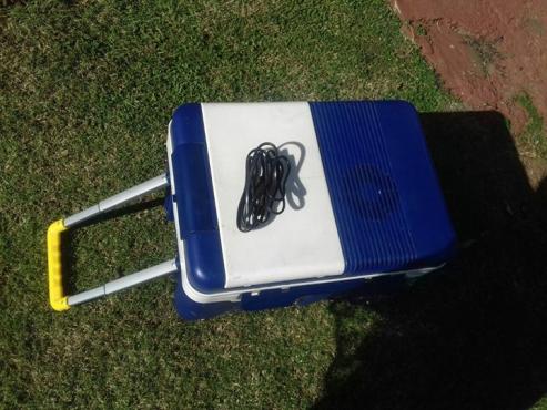 Electric coolerbox