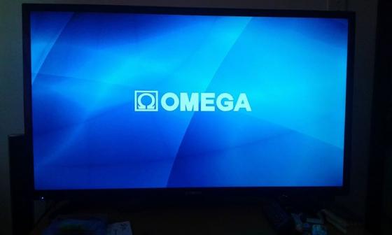 Omega 40inch hd tv