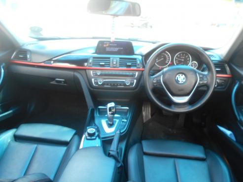 2013 Bmw F30 M Sports 320i Sedan 43 000km M Performance Automatic