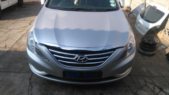 Hyundai Sonata 2.4 G