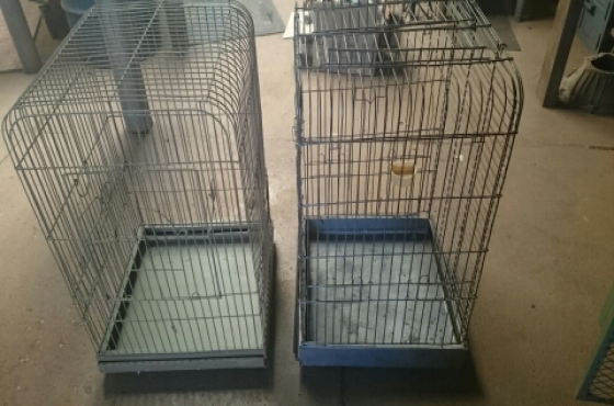 Parrot / Bird / Monkey Cage : 1m x 500cm x 500cm