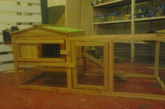 Rabbit cage special