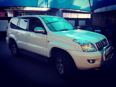 Toyota Prado 4.0 200