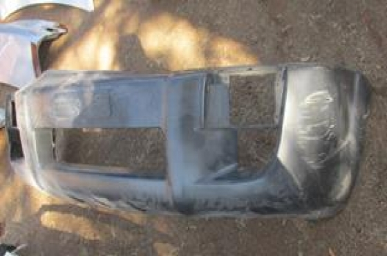 2007 Hyundai Tucson Front Bumper Grey For Sale.