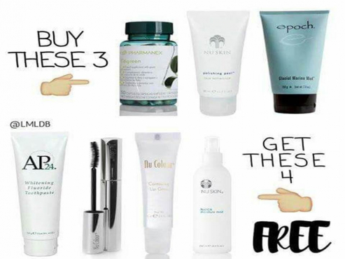Look and feel your best with these amazing products