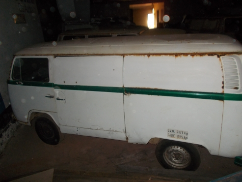 1977 Volkswgen Panel Van T2 Semi Project