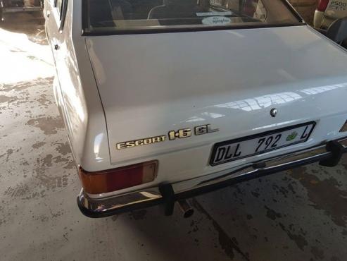 1980 Ford Escourt 1. GL