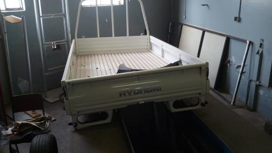 Brand new Hyundai H100 Dropside Loadbin | Junk Mail