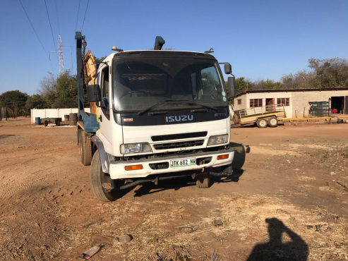 2x Isuzu FTR800 for sale