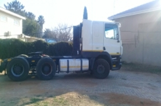 DAF CF 85. 430. Its a TruckTructor force.
