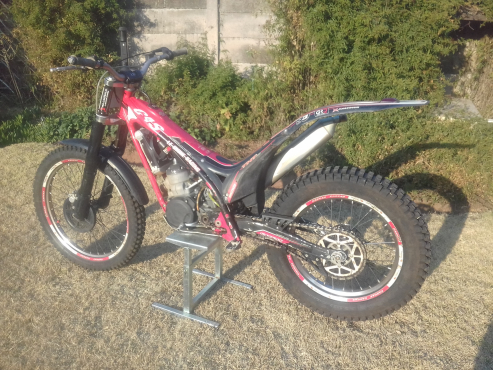 gas gas 300 txt trials bike | Junk Mail