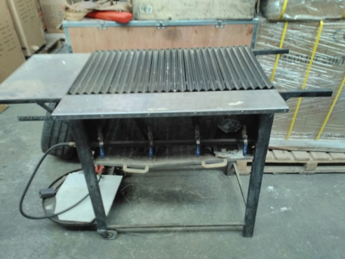 Second Hand Gas Braai Price Not Negotiable