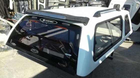 Toyota Long Wheel Base Canopy In Bike Spares And Parts In