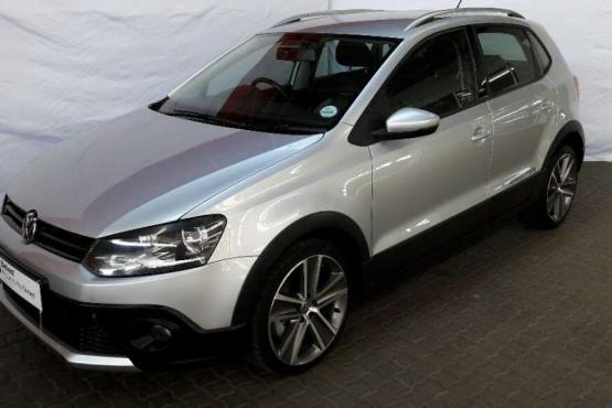 VW Polo Cross 1.6TDI