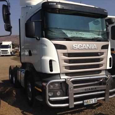 2012 SCANIA R460