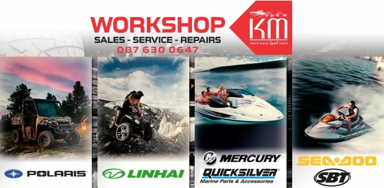 Parts on Quads, Side-by-Sides, Boats & Jetskis Available
