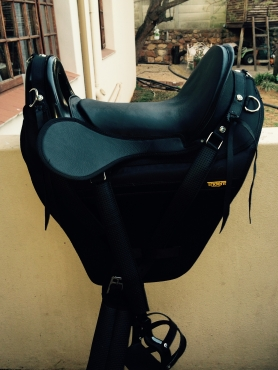 Never used Pegasus Trail/Endurance saddles