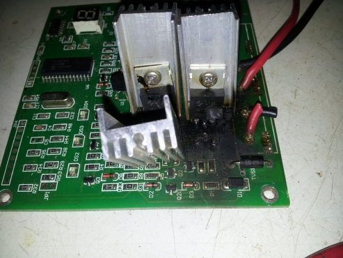 Industrial power boards