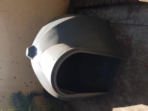 Large dog dome