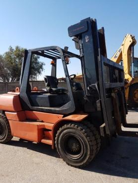 7 ton Toyota Forklift
