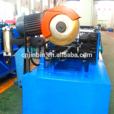 Downpipe Roll Forming Machine Downpipe gutter roll forming machine