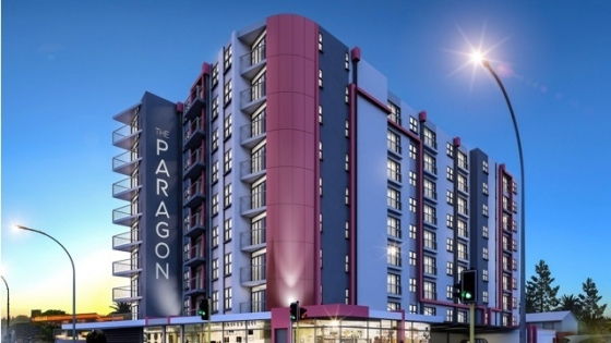 Furnished or Unfurnish Observatory 2-bed Apartment - The Paragon (1 November 2017)