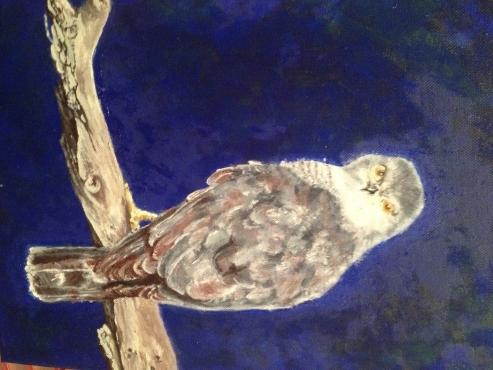 Falconpainting