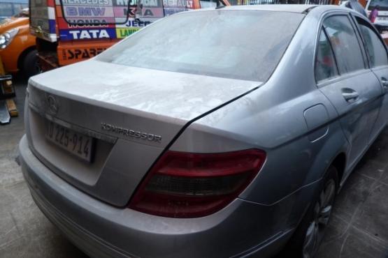 Mercedes C200 W204 2