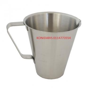 Measuring jugs STAINLESS STEEL