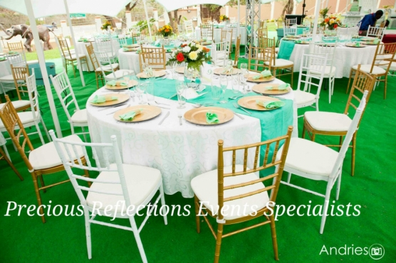 wedding, party and events equipments hire