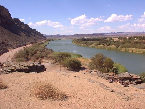 Vioolsdrift Irrigation Scheme Farm to rent