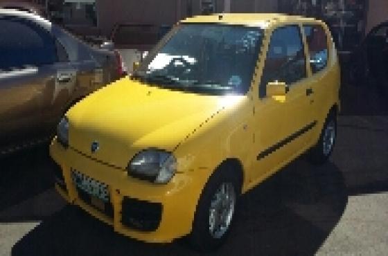 fiat seicento 2 door for sale
