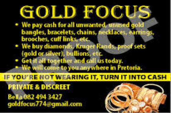 Gold Focus Trading