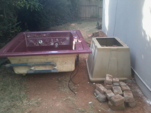 Jacuzzi on sale