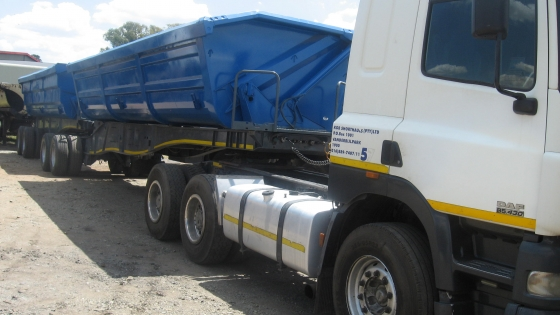 Guaranteed work contract for Trucks and Trailers