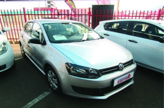 VW Polo 1.4 on auction