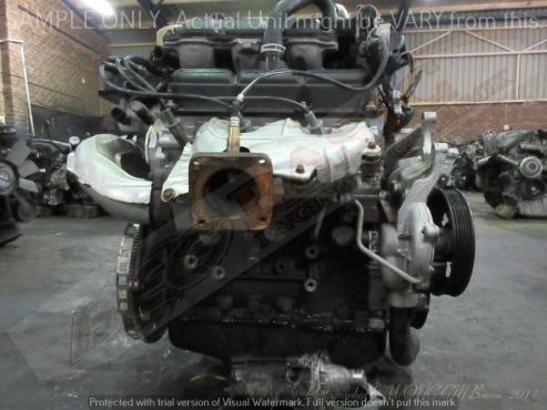 CHRYSLER -7Y501305R 3.3L V6 Engine -(Plastic Manifold)
