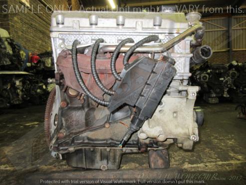 BMW 318i E46 -194E1 1.9L EFI 8V Engine -(Plastic Manifold)